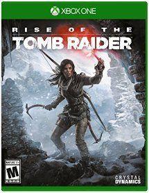 Amazon.com: Rise of the Tomb Raider - Xbox One: Microsoft: Video Games