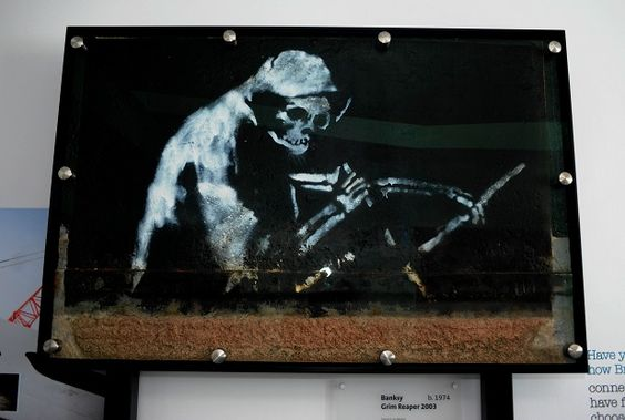 Where to see Banksy in Bristol after you've checked out Dismaland | Bristol Post