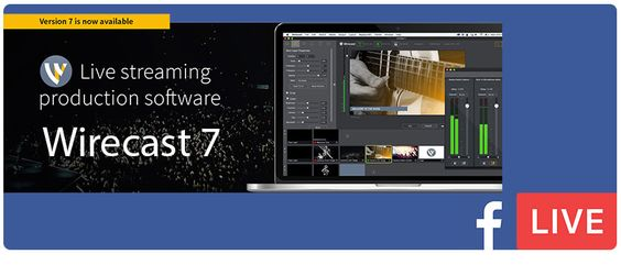 live streaming production software wirecast pro 7 includes all features of wirecast studio and adds integrated