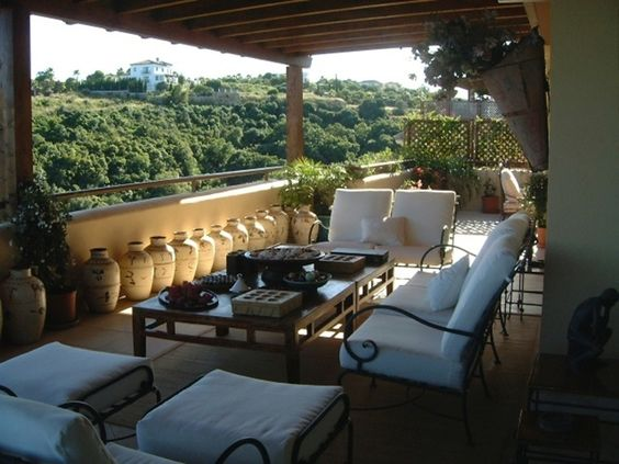 Summer vacation rental – lovely Duplex Penthouse for Rent in Sotogrande – Valgrande