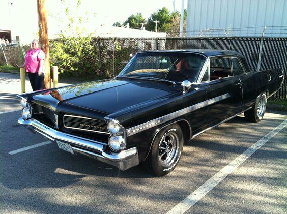 64 Pontiac Bonneville