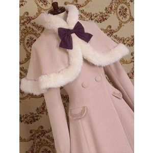 Mary Magdalene Classic Lolita Coat | Lolita Dress