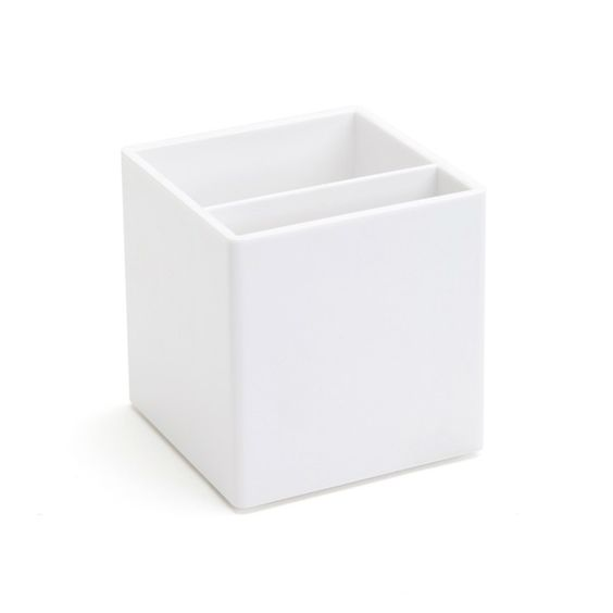 White Pen Cup,White