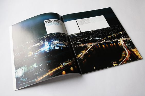 Forum Properties Brochure by Alexander Blücher, via Behance