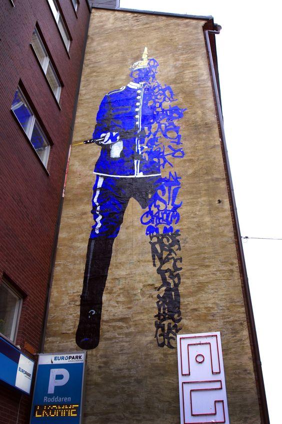 In Stockholm, Sweden. By Shai Dahan.