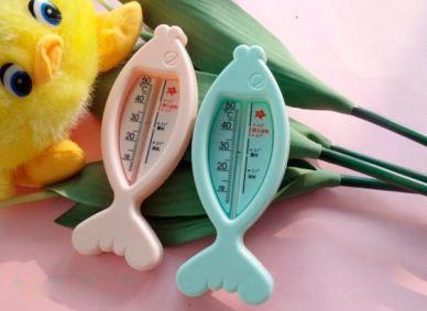 Termometro de banheira para seu bebê