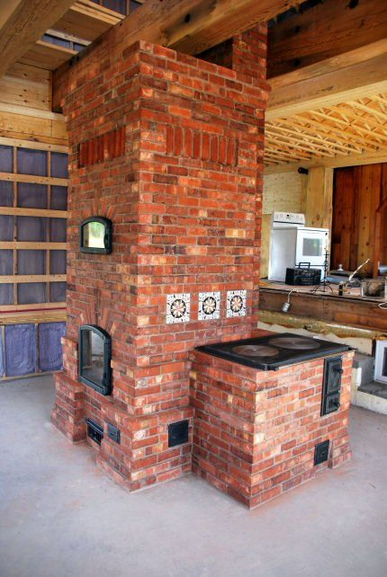 Pinterest the world s catalog of ideas for Brick jet stove