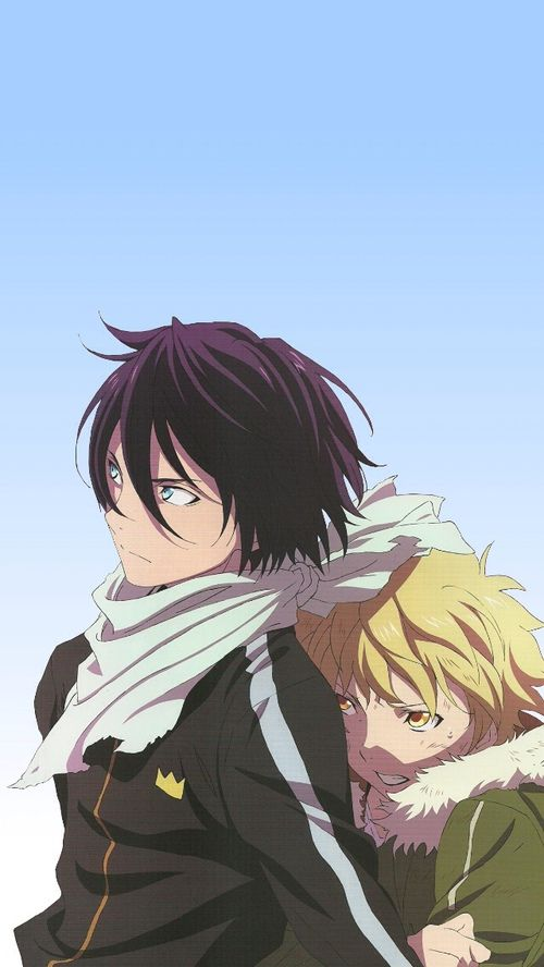 imagen noragami wallpaper by - photo #25