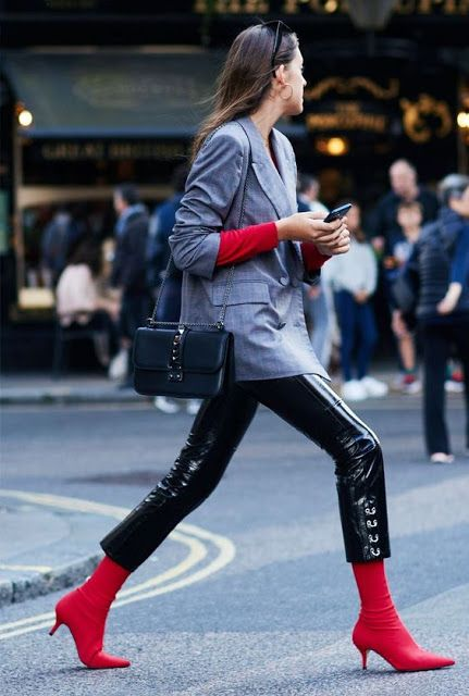 Trend: stivali kitten heels | Vita su Marte