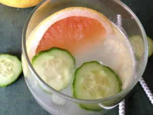 Grapefruit and cucumber from Everybody Loves Pretty