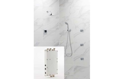 How To Build Your Own Steam Shower Small Shower Remodel