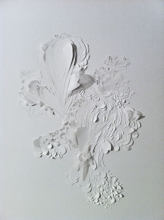 bas relief en papier c lauren collin paper art pinterest. Black Bedroom Furniture Sets. Home Design Ideas