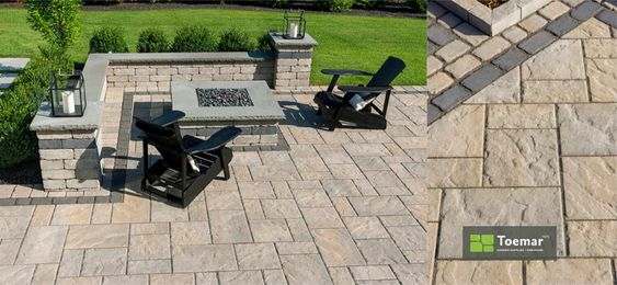 When it comes to patio pavers, whatever colour, style or level of durability you're looking for, we're sure to have the perfect option in stock #patiopavers #landscaping #mississauga #mississaugagardens