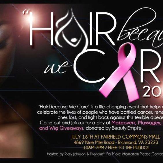 Support cancer awareness