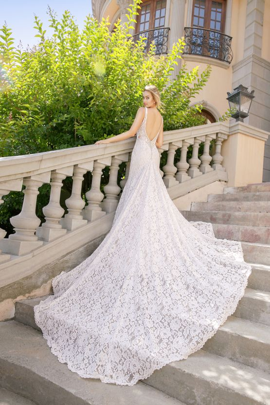 Take Our Wedding Dress Quiz And Find Your Perfect Wedding Dress Style Wedding Dress Quiz Backless Mermaid Wedding Dresses Wedding Dress Guide