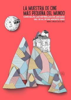 Cartel 4º Muestra Cine Ascaso 2015