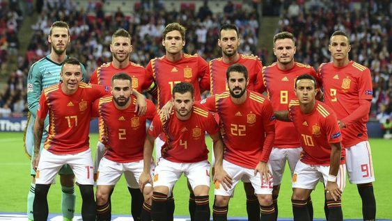 PARTIDO Nº 687 INGLATERRA 1-2 ESPAÑA  UEFA Nations 8 Septiembre 2018 Londres Estadio: Wembley