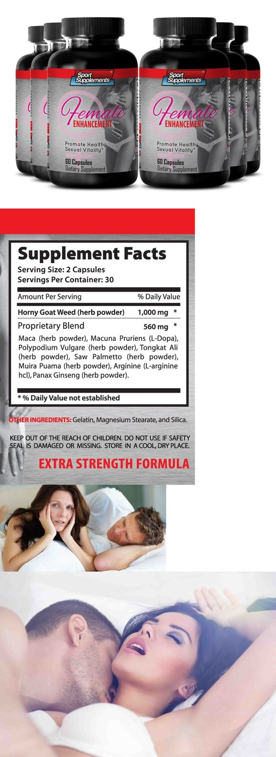 Appetite Control Suppressants: Boost Women Orgasm Pills - Female Enhancement 1560Mg - Panax Ginseng Root 6B -> BUY IT NOW ONLY: $60.95 on eBay!