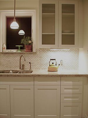 mini subway tile kitchen backsplash looks like mini subway tile kitchens grey 9174