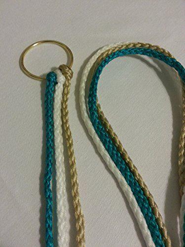 Cord of Three Strands ~ the Divinity Braid ~ Turquoise Tan Divinity Braid http://www.amazon.com/dp/B00XEQ96NE/ref=cm_sw_r_pi_dp_n7sMvb0KGKP8R
