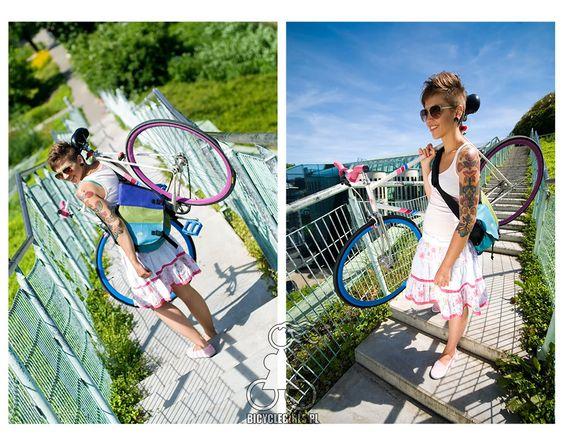 Paula | bicyclegirls.pl | dziewczyny na rowerach