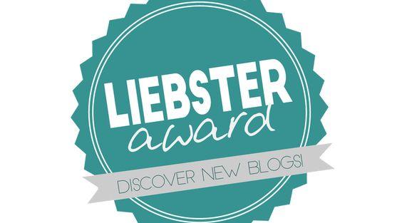Yeah! Ik ben genomineerd voor de Liebster award!