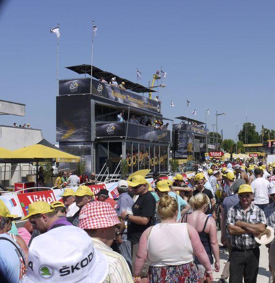 Tour de France 2013 - stage13 St Amand-Montrond - www.thecyclingsongbirds.eu