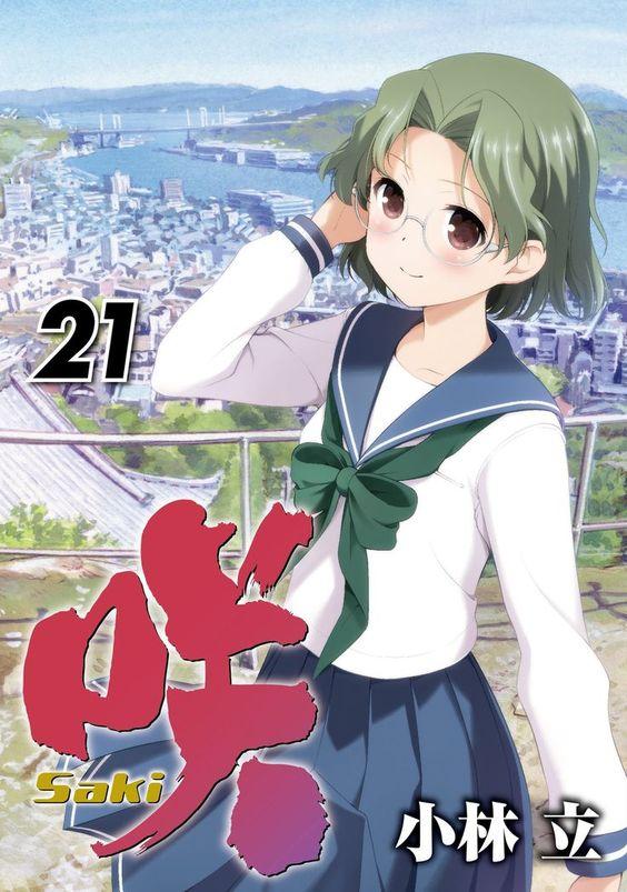 Manga Saki Ra Mắt 4 Tập Sẽ Trở Lại Vào Tháng 11