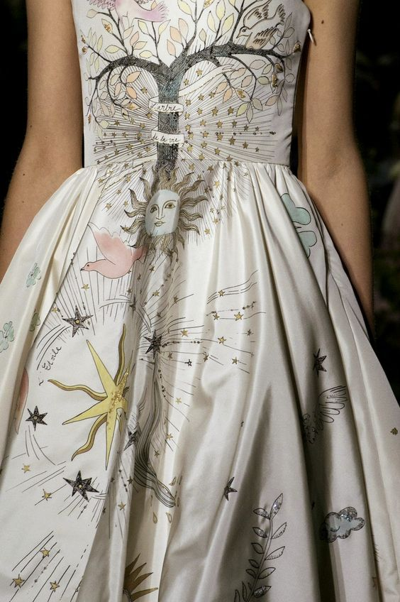 Christian Dior haute couture s/s 2017