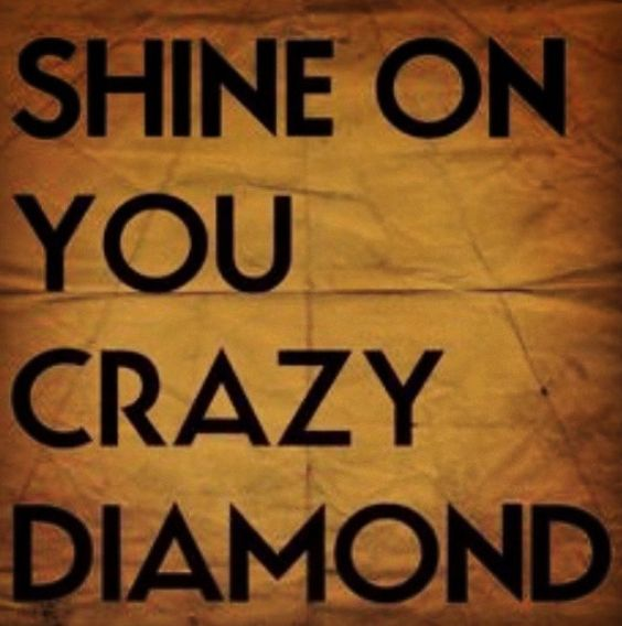 I AM A DIAMOND IN THE ROUGH..A WORK IN PROGRESS...NOT WHERE I WANNA BE...BUT..NOT WHERE I USED TO BE EITHER...AMEN!!!