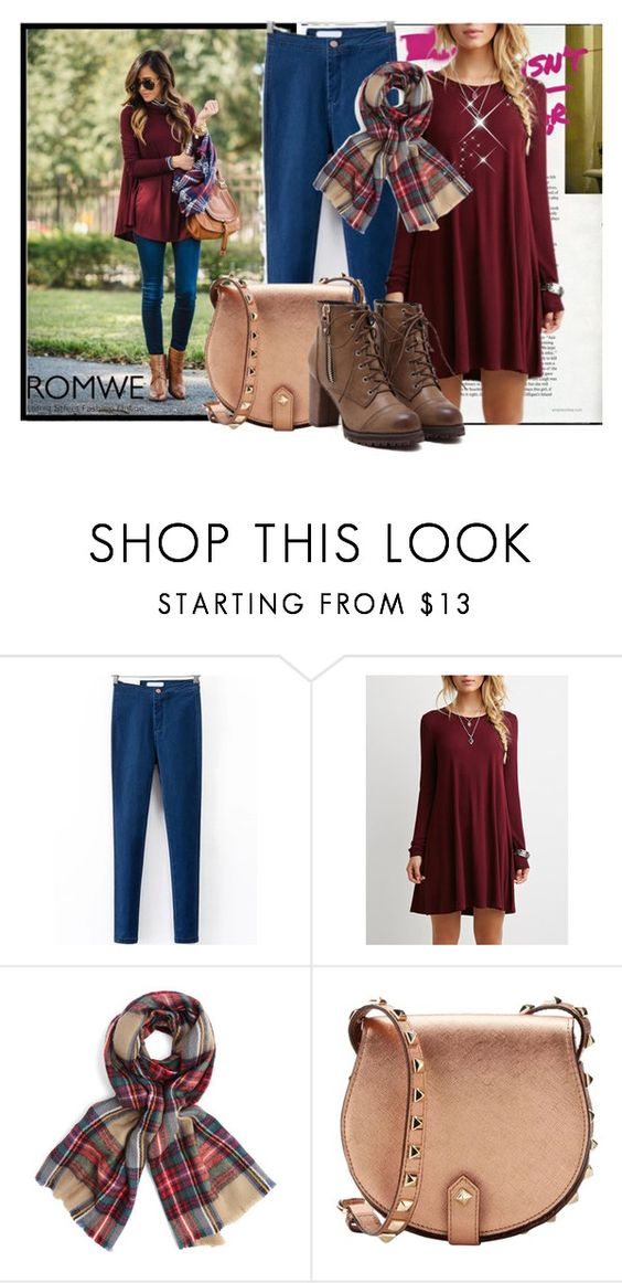 """""""Romwe VIII-5"""" by azra-90 ❤ liked on Polyvore featuring moda y Rebecca Minkoff"""