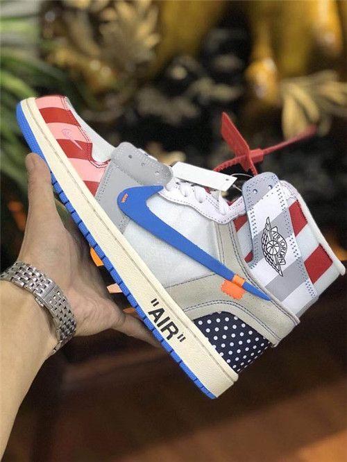 Nike Air Force 315122 170 Air Max 1 Parra Collaboration