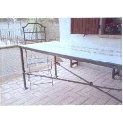 Tavolo Tavolino in FERRO BATTUTO . Realizzazioni Personalizzate . 669