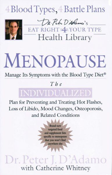 Addressing such symptoms as hot flashes, a loss of libido, and osteoporosis, a guide to managing menopause identifies foods that can be strategically consumed for medicinal benefit and in accordance w