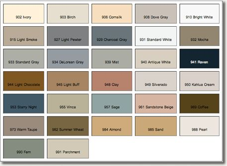 tec+grout+color chart, Image Search | Ask.com