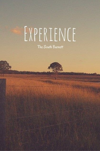 Experience the South Burnett, in beautiful Queensland, Australia.