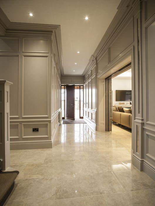 Traditional Meets Modern Modern House Design Modern House Colors Home Room Design