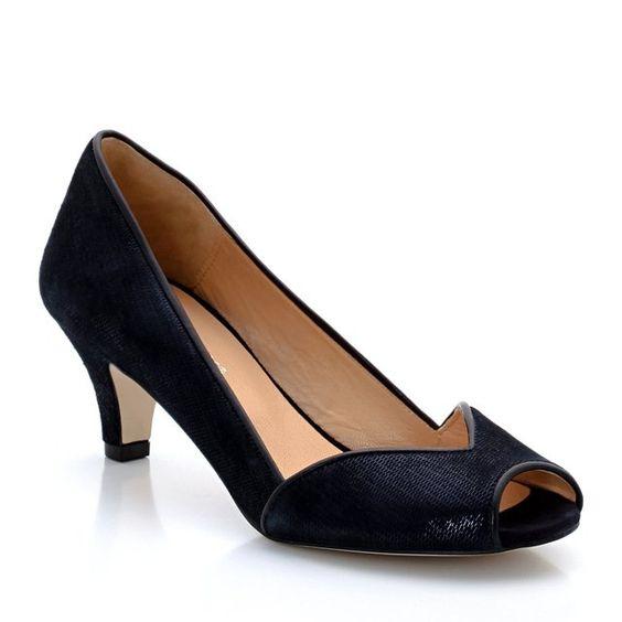 la redoute chaussures escarpins. Black Bedroom Furniture Sets. Home Design Ideas