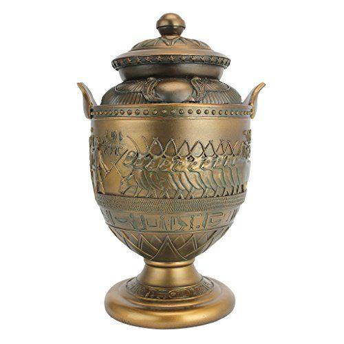 Design Toscano Divine Cult of Sacred Apis Egyptian Presentation Urn *** Learn more by visiting the image link.