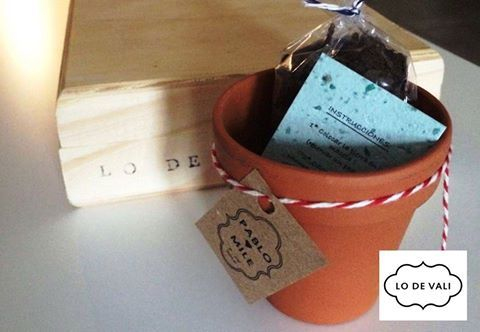 @lodevali   #lodevali Regala vida !!!!! souvenirs kit de cultivo !