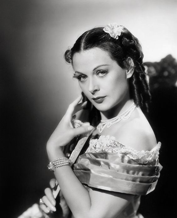 Hedy Lamarr (Copper Canyon)
