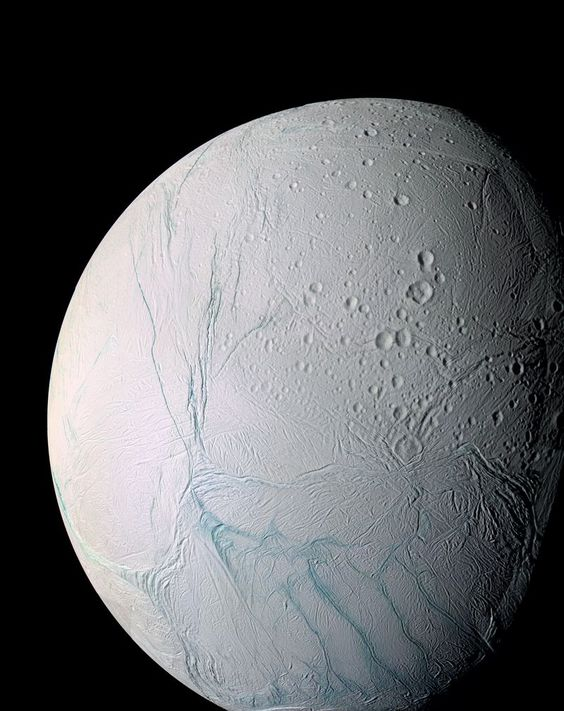 Pluto's Giant Moon Charon May Have Had a Buried Ocean June 14, 2014 If the icy surface of Pluto's giant moon Charon is cracked, analysis of the fractures could reveal if its interior was warm, perhaps warm enough to have maintained a subterranean ocean of liquid water, according to a new NASA-funded study. Pluto, which was once considered a planet — resides in the Kuiper Belt, a vast collection of frozen objects that orbit our Sun about 30 to 50 astronomical units (AUs) away.