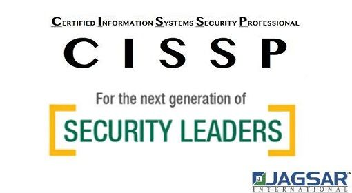 Jagsar is one of the largest CISSP Exam Training providers, with a ...