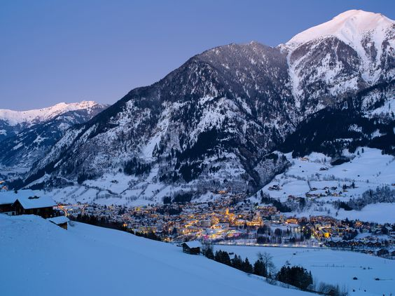Winterlandschaft rund um das HOTEL NORICA THERME ****S  #leadingsparesort #norica #therme #hofgastein #alpentherme #wellness #celtic #austria #holiday #relax #ski #winter #wandern #berge