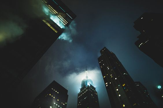 New York City Feelings - GOTHAM by 13thwitness