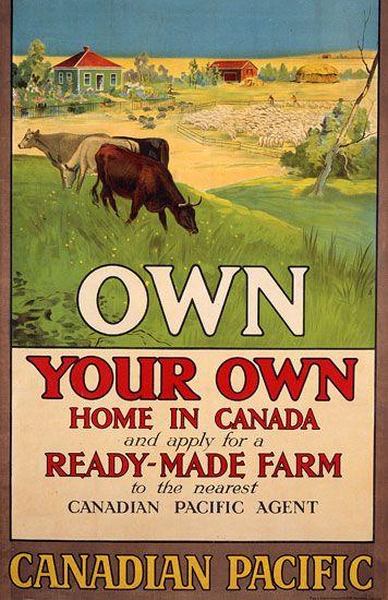 ready-made farm