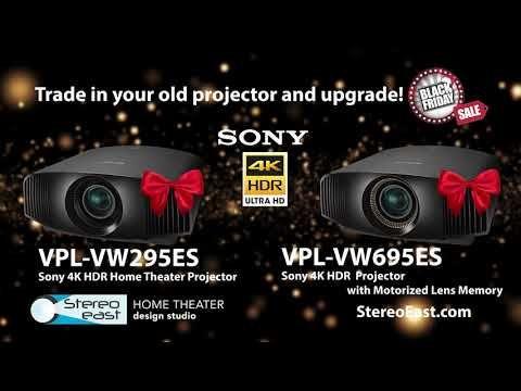 Sony 4k Projector Black Friday Deals 2020 Projector Black Friday Home Theater Projectors