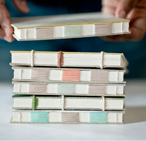 beautiful book binding:
