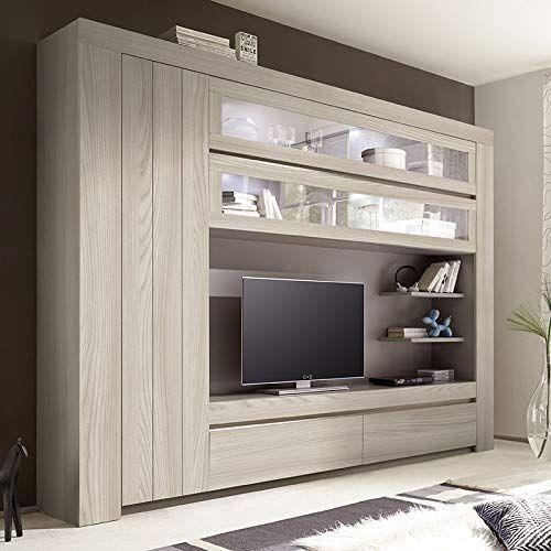 يتظاهر محو أخلاق meuble tv blanc amazon