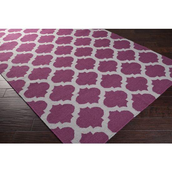 Frontier flatweave rug from Surya